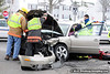 2/2/2010 Two Car Accident on Great Mills and Chandellors Run :